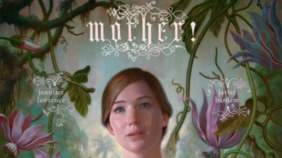 "Image from the movie ""Mother!"""
