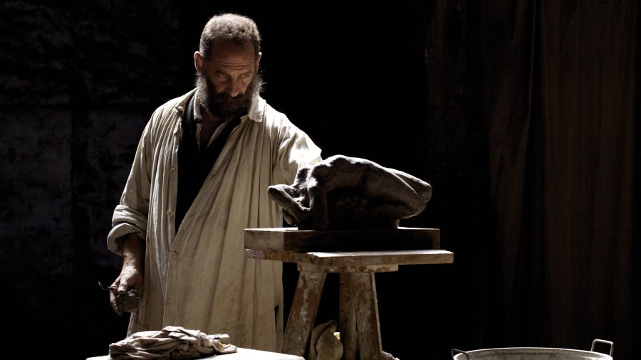 """Image from the movie """"Rodin"""""""