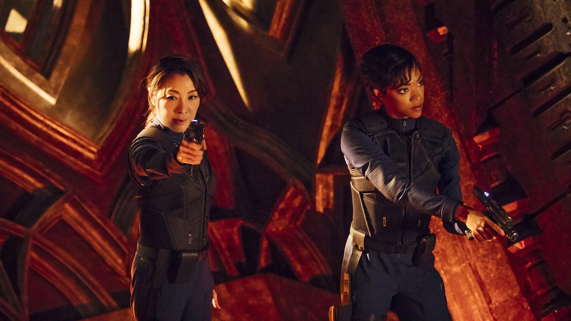 Discovery retoma a famosa franquia e é exibida pela Netflix — Star Trek