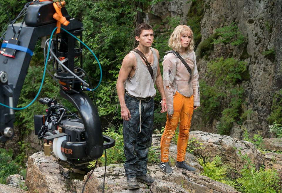 Chaos Walking: Tom Holland e Daisy Ridley são destaque
