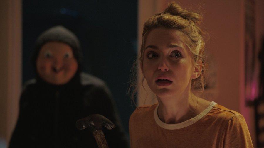 "Image from the movie ""A Morte Te Dá Parabéns"""