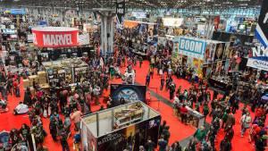 Comic Con New York 2017 ao vivo