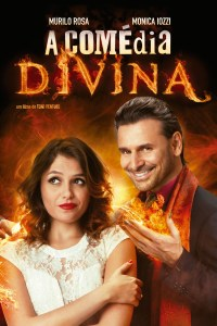 "Poster for the movie ""A Comédia Divina"""
