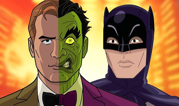 "Batman vs Two-Face - ""Aren't You Forgetting Something?"