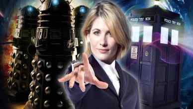 Doctor Who - Judie Whittaker