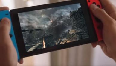 """The Elder Scrolls V: Skyrim """"Close Call"""" - Nintendo Switch"""