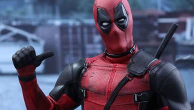 Deadpool convida seus fãs para o tatuarem na Comic Con 2017