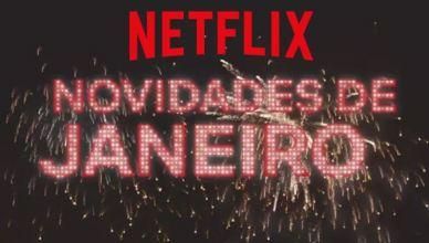 Netflix em Janeiro de 2018