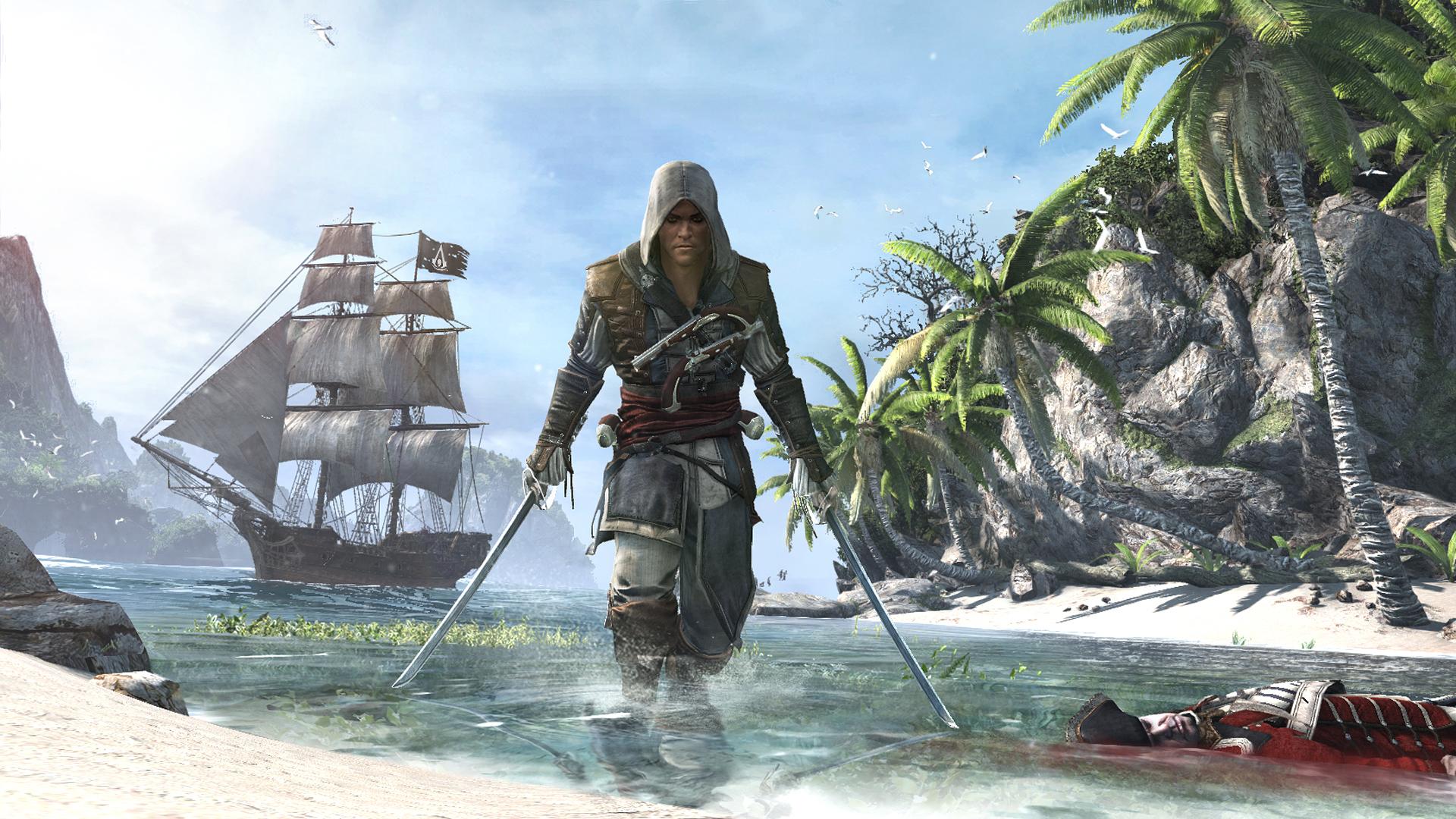 Ubisoft vai oferecer Assassin's Creed: Black Flag em Dezembro
