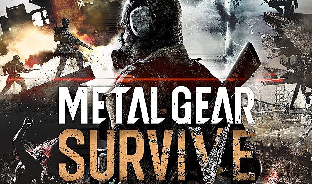 Metal Gear Survive terá microtransações e conexão obrigatória com a internet