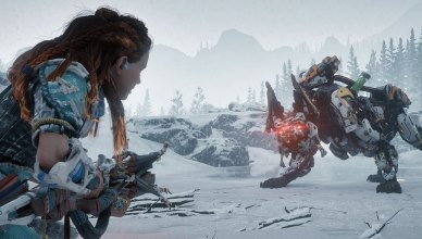 Dice Awards 2018 - Horizon Zero Dawn