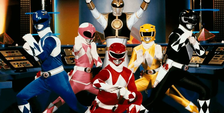3 – Power Rangers