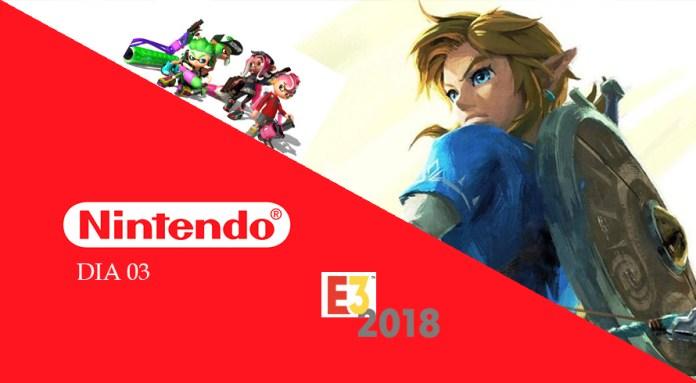 Acompanhe o terceiro dia da Nintendo Direct na E3 2018
