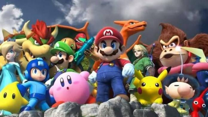 Super Smash Bros. Ultimate é confirmado com recorde de personagens.