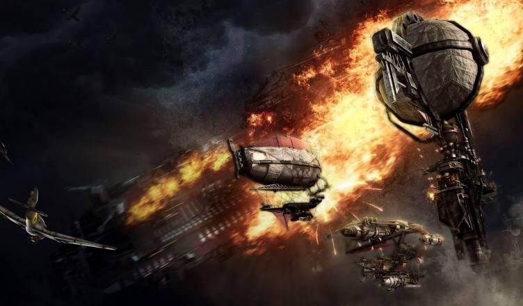 Guns of Icarus Alliance gratuito por 24 horas, aproveite