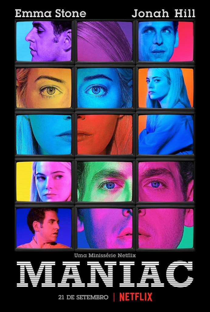Maniac: Série da Netflix