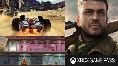Xbox Game Pass de novembro tem Sniper Elite 4 como destaque