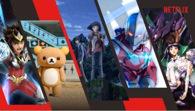 Netflix: Novos animes são divulgados para 2019, inclusive Saint Seiya