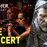 'The Witcher 3: Wild Hunt Concert' grátis por tempo limitado
