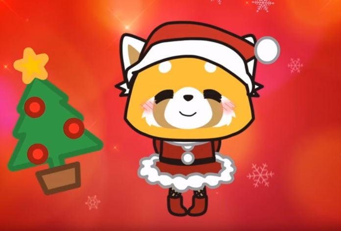 Aggretsuko | Netflix anuncia especial de natal da panda metaleira