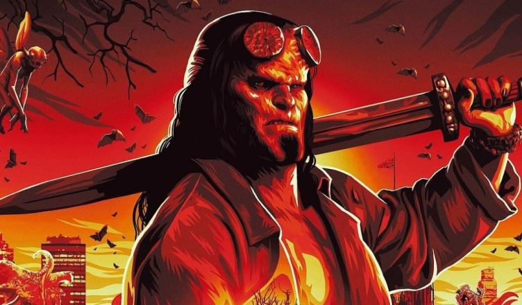 """HELLBOY"" ganha data de estreia e trailer do reboot!"