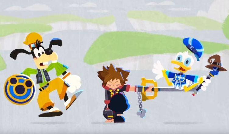 Kingdom Hearts III: Confira o épico trailer de lançamento