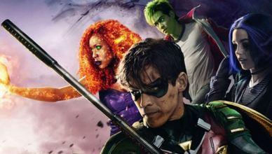 Titãs: Netflix confirma segunda temporada da série da DC na plataforma