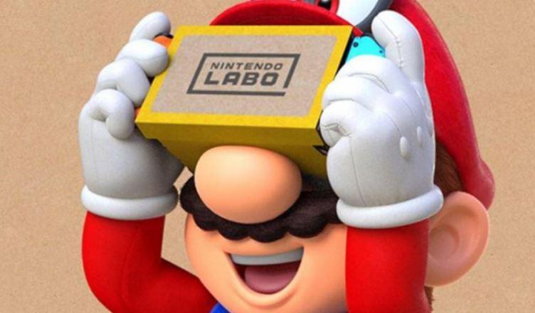 Super Mario Odyssey e Zelda: Breath of the Wild confirmados no Nintendo VR