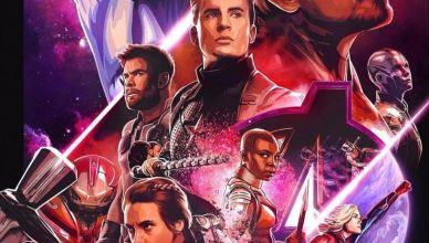 Vingadores: Ultimato | Jeremy Renner revela novo pôster