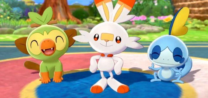 Pokémon Sword & Shield   Jogo será lançado em novembro