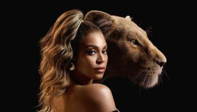 O Rei Leão: Beyoncé anuncia álbum inspirado no filme