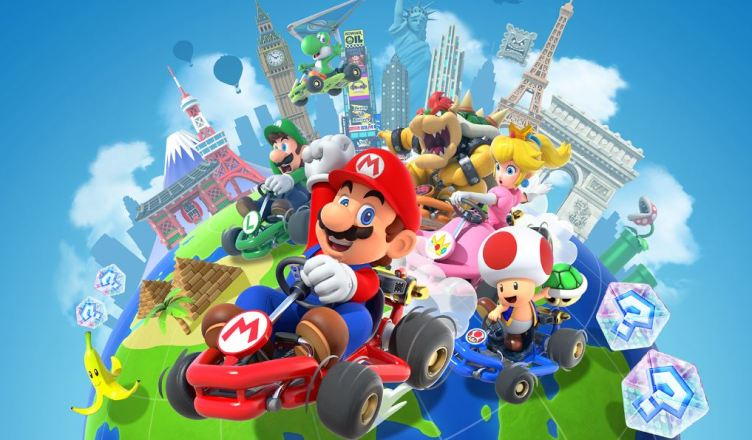 Mario Kart Tour ganha data de lançamento e trailer com gameplay - MeuGamer