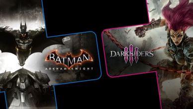 Darksiders 3 é destaque na PlayStation Plus de Setembro 2019