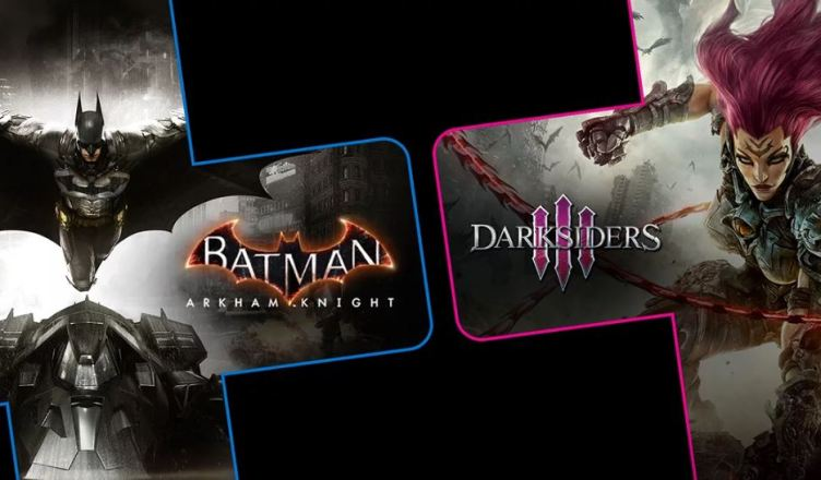 Darksiders 3 é destaque na PlayStation Plus de Setembro 2019
