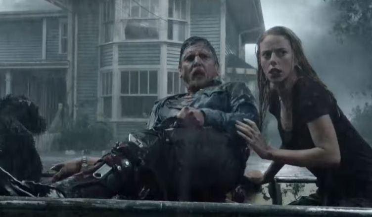 Predadores Assassinos: Inundação causam o caos em novo trailer