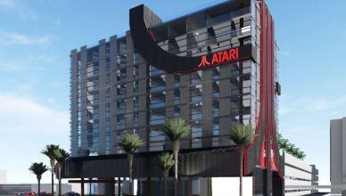 Atari irá abrir hotéis temáticos nos Estados Unidos