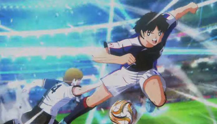 Captain Tsubasa: Jogo baseado no anime
