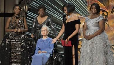 """Katherine Johnson, retratada no filme """"Estrelas Além do Tempo"""", morre aos 101 anos"""