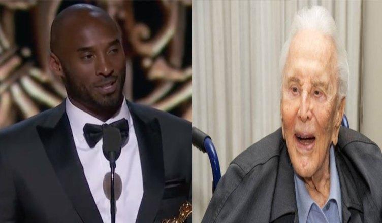 Oscar 2020 Kobe Bryant e Kirk Douglas são homenageados