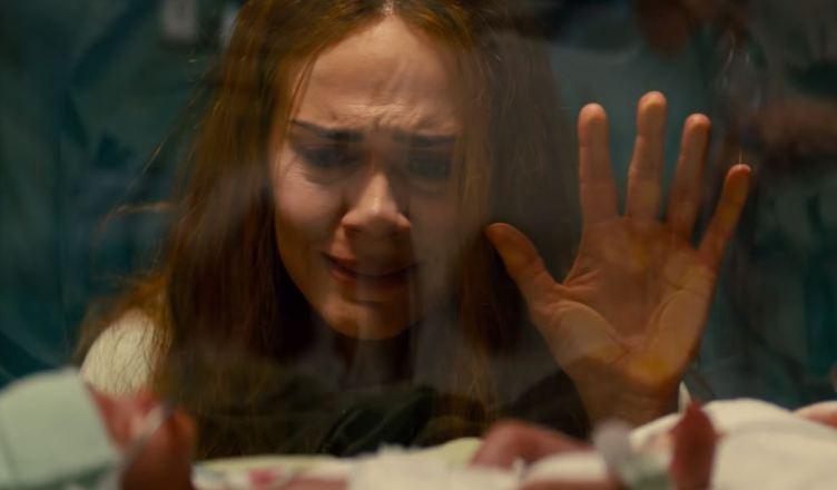 Run   Sarah Paulson aparece aterrorizando filha em primeiro trailer