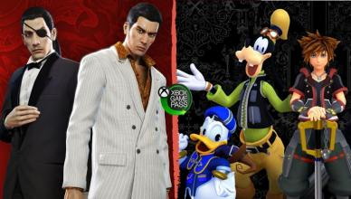 Xbox Game Pass: YXbox Game Pass: Yakuza 0 e Kingdom Hearts III chegam até o fim do mês