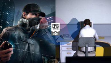 Epic Games Store: Watch Dogs e Stanley Parable estão de graça