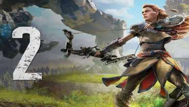 Horizon Zero Dawn 2 terá modo coop no PS5