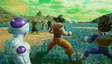 Jump Force Deluxe Edition recebe lançamento no Nintendo Switch