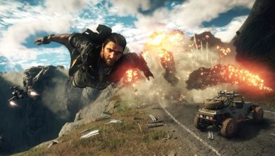 Just Cause 4 gratuito na Epic Games Store