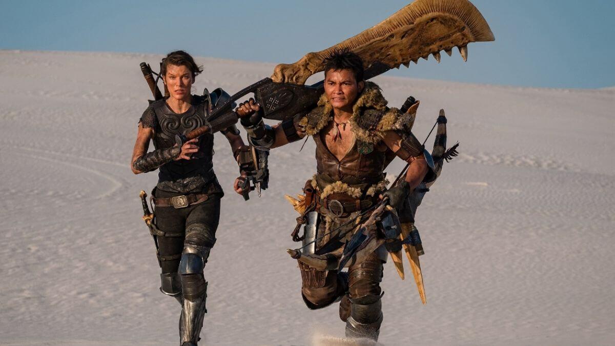 Monster Hunter será o primeiro filme da Sony lançado no Brasil após pandemia
