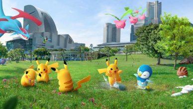 Pokemon Go Evento de primavera 2002