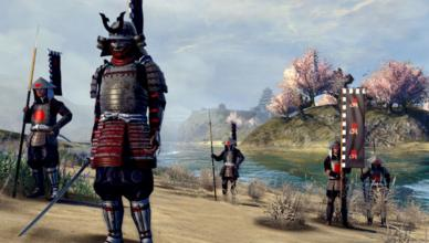 Total War: Shogun 2 gratuito na Steam até 1 de maio