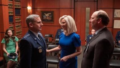 Netflix divulga teaser trailer de 'Space Force' estrelado por Steve Carell