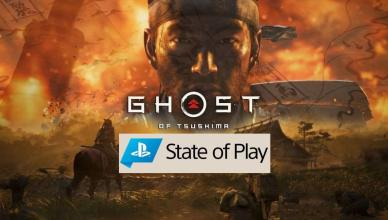 Acompanhe o State of Play especial 'Ghost of Tsushima'